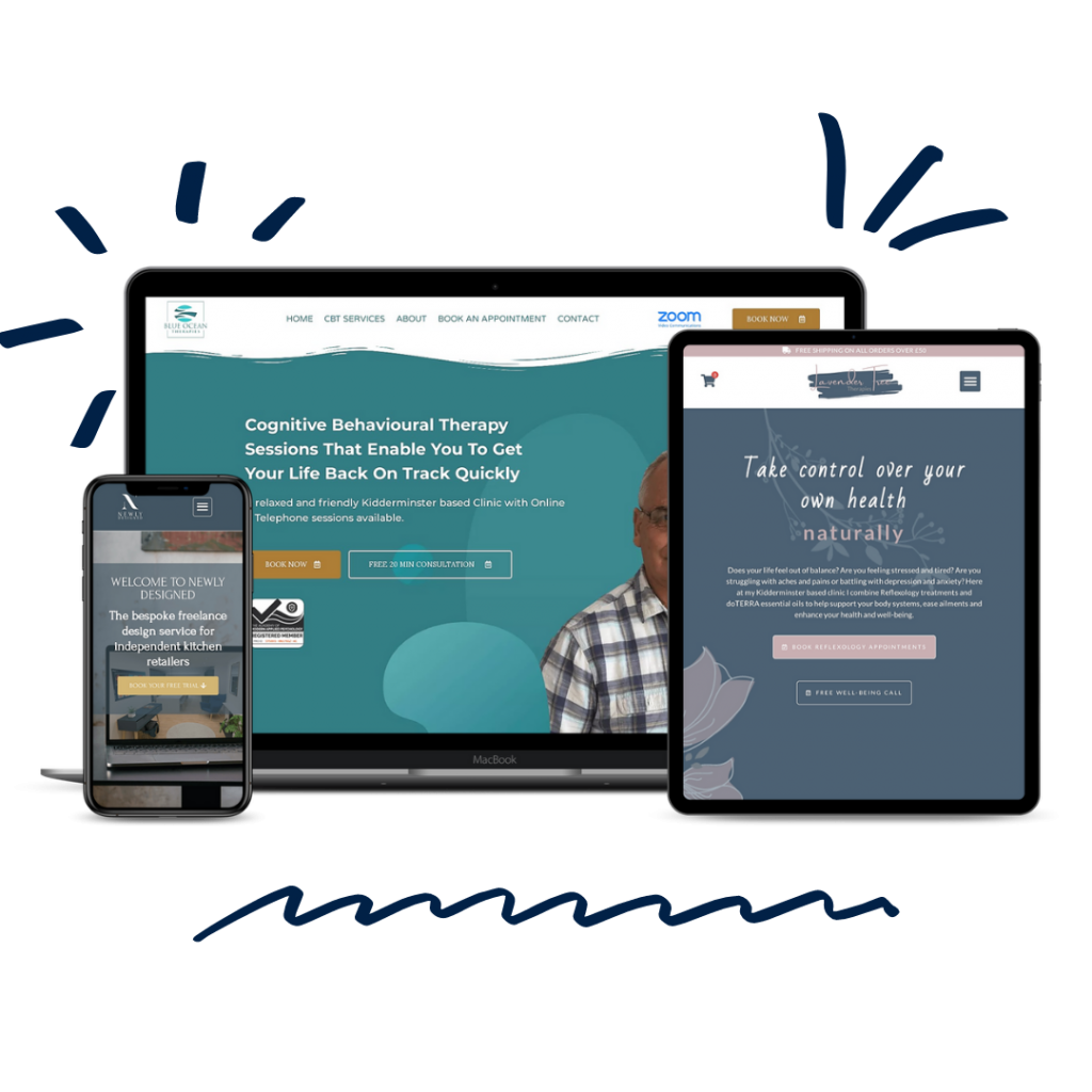 Website design in Dawlish