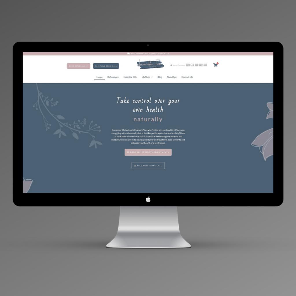 Website design Dawlish
